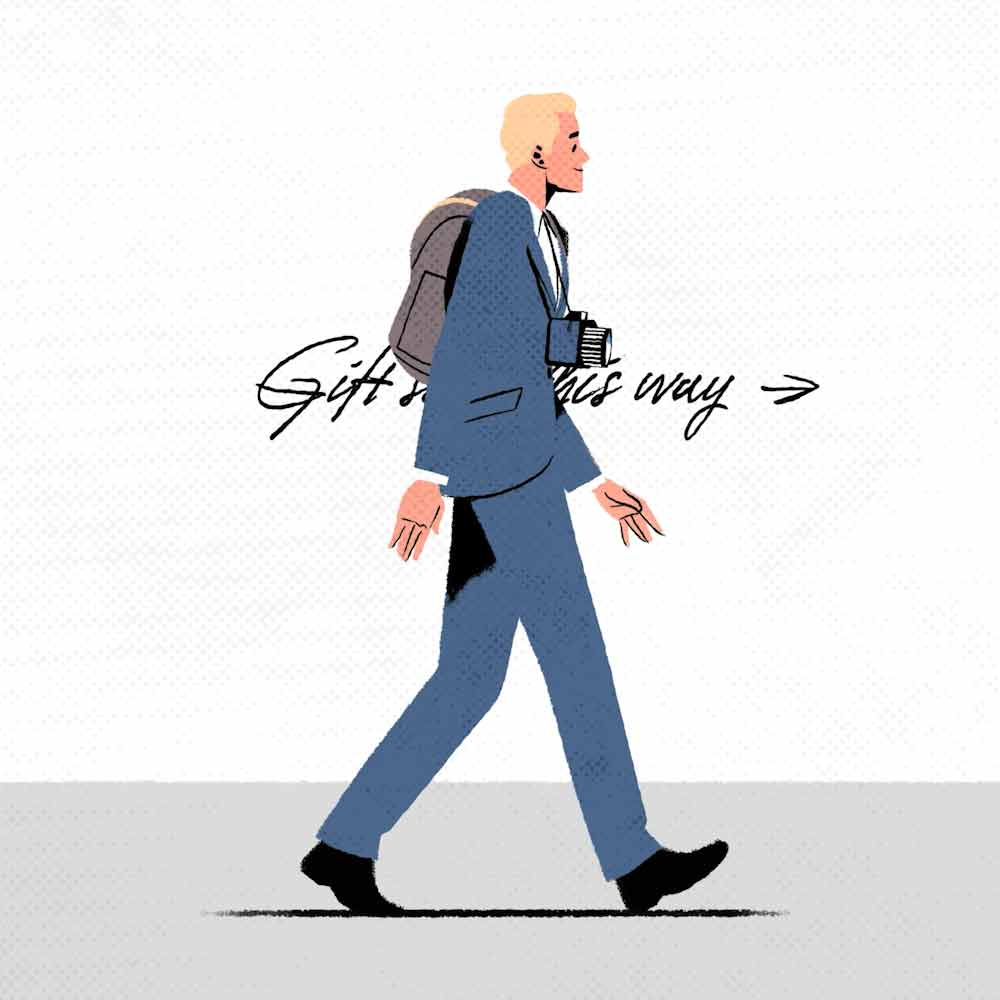 Thumbnail for the Mr Porter animated explainer