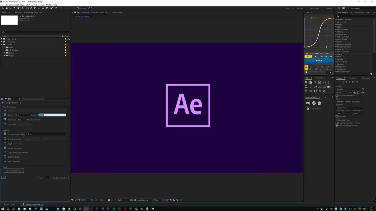 5 of the best After Effects plugins every motion designer needs